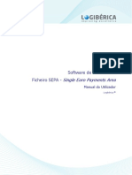 SEPA Single Euro PaymeSEPA_Single_Euro_Paymentsnts Area - Manual Do Utilizador