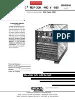 Fuente de Poder Idealarc R3R400