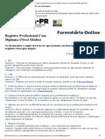 Creaweb2.Crea-pr.org.Br Creaweb.formulario Common Doctos Necessarios