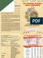 Rspc 2016 Program (Edited) Final