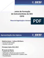 Apresentação CEFIS
