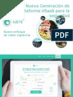 3dEYE Presentasion en Español 2015