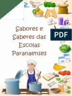 Sabores e Saberes das Escolas Paranaenses