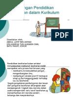 Kepentingan Pendidikan Kesihatan Dalam Kurikulum_T4
