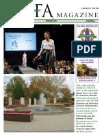 ICCFA Magazine January 2016