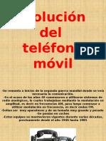 Historia de La Telefonia Movil