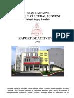 Ra Port de Activ It Ate 2014