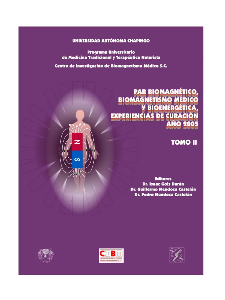 biomagnetismo mdico y bionergtica experiencias de curacin 2005 tomo ii parte 1 399