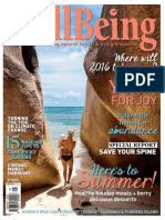 WellBeing Issue 160 2015