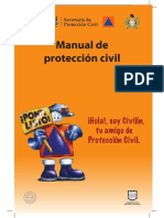Manual de Proteccion Civil Ciudad de Mex