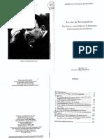 Gonzalez Echeverria, Roberto - Cap II - El Contrapunteo y La Literatura en La Voz de Los Maestros