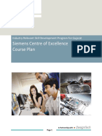 Seimens Course Plan