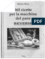 365 Ricette x Pane Severin