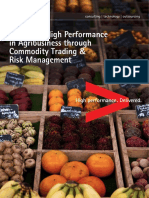 Accenture Agribusiness Commodity Trading Risk Management