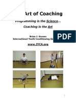 Art of Coaching-Brian Grasso