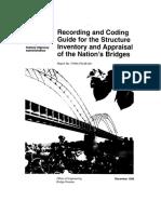 FHWA Recording & Coding Guide for SI&a - Dec1995