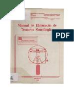 GOMES_Manual de Elaboração de Tesauros Monolingues_1990