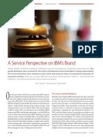 IBM Service Perspective