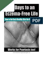 30 Days to an Eczema-Free Life