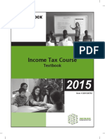 California-Federal ITC Textbook 2015