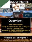 Art III (Part I) Bill of rights