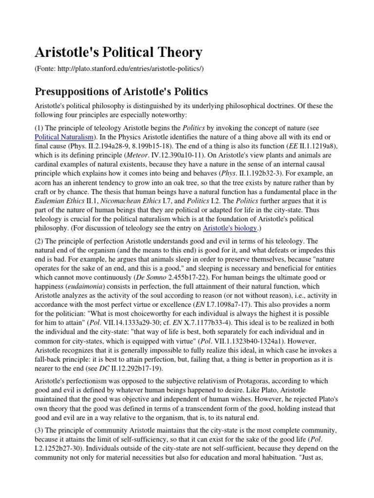 Program evaluation essay