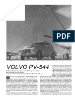Pv 544 Road Test November 1963