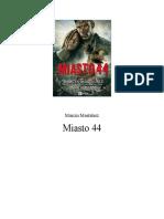 Marcin Mastalerz - Miasto 39 44