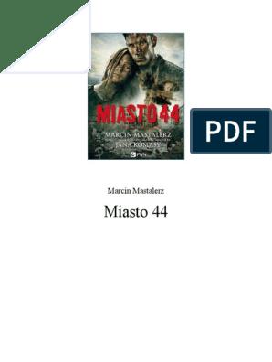 Marcin Mastalerz Miasto 39 44