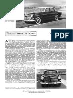 Amazon Road Test 1958
