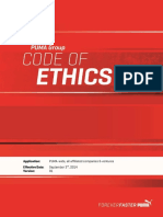PUMA Group Code of Ethics