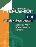 El Poder Judicial en Bolivia Actual