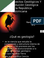 Origen Geólogico de Santo Domingo