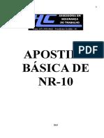 Nr 10 Riscos Eletricos 2015
