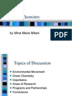 Green Chemistry (1)