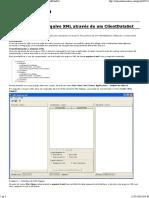 Manipulando Um Arquivo XML Através de Um ClientDataSet