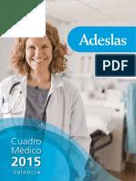 Cuadro Medico Adeslas Valencia