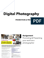 Assignment - Promo and Presentation