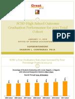 2014-2015 Graduation Data SCSD