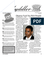 The Muddler - April 2010