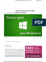 Configura Tu Windows 8 Par