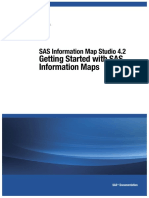 SAS Information Map Studio 4.2