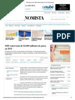 10 - 01 - 2016 SHF colocó más de 94,000 millones de pesos en 2015 _ El Economista