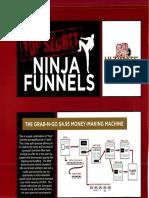 Ninja Funnels Cheat Sheet