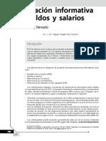 Declaración Informativa de Sueldos y Salarios. Guía Para Su Llenado