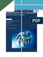 Desarrollo sustentable Coacalco
