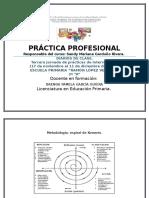 Diario de practicas
