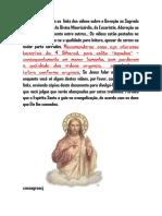 Devoção Ao Sagrado Coração de Jesus, à Divina Misericórdia, Eucaristia e Outros..