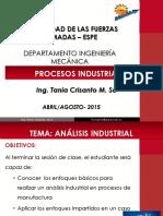 01 Procesos Industriales