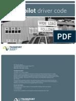 NZTA Load Pilot Code